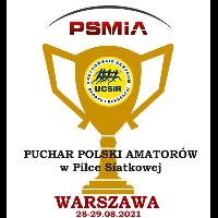 UCSiR Puchar Polski Amatorów w Piłce Siatkowej