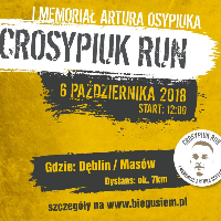 I CROSypiuk Run