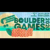 Boulder Games 2020 - 1 runda